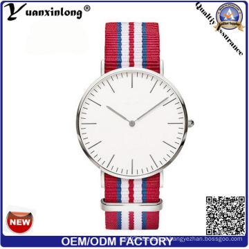 Yxl-605 2016 Alloy Wristwatch Vogue Design Moda Negócios Assista Homens Relógio De Guangzhou Watch Factory