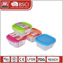 Пластиковая еда контейнер