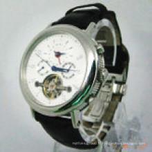 2015hot vente en acier inoxydable montre automatique montre-bracelet Staninless en acier des hommes