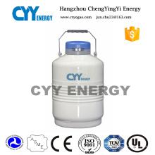 Depósito criogénico de nitrógeno líquido Ln2 de 3 L con correas