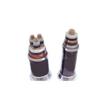 Kupfer 0,6 / 1 kV XLPE isoliert PVC umhüllten Kabel