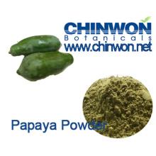 Paw Paw Fruit Green Papaya Powder