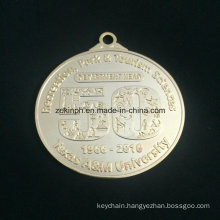 Custom Znic Alloy Gold Medal Beautiful Medal Modern Medal