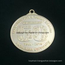 Custom Znic Alloy Gold Medal Beautiful Medal Modern Medal