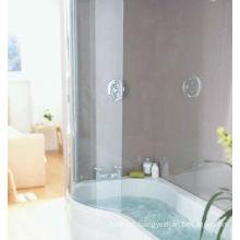 small size bathtub & acrylic CE bathtub
