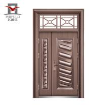 стальная дверь кожа от фабрики дверей Китая