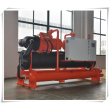 230kw Industrial Water Cooled Screw Chiller for Chemical Reaction Kettle