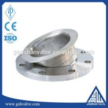 ISO standard stainless steel cf8m loose flange