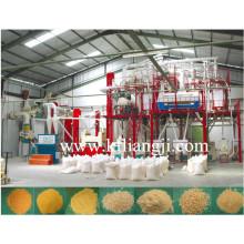 Комплексная кукурузная / кукурузная мукомольная мельница (50-300 т / сутки)