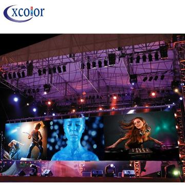P8 Outdoor Rental Stage Big Giant Led Panel