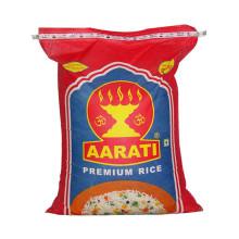 Custom Logo Printing Reusable Breathable 50 Kg Promotion Polypropylene Grain Bag Empty Rice Bags For Sale