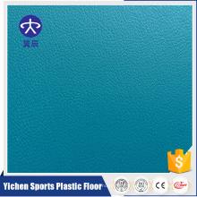 Epsom modèle bleu couleur intérieur bureau PVC plancher