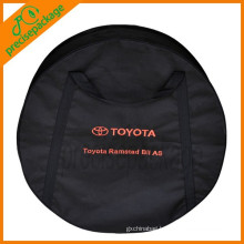 China top quality 600D polyester Waterproof Promotional spare storage tire bag