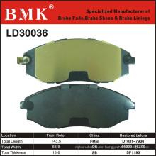 Hochwertige Bremsbeläge (LD30036)