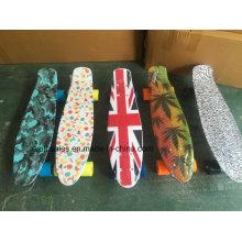 АБС-пластик Пенни скейтборд рыбы мини-скейтборд (ET-PSY001)