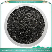 Making Activated Carbon Used for Gold Mining