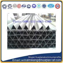 Profil de triangle aluminium en aluminium à prix bas en Chine