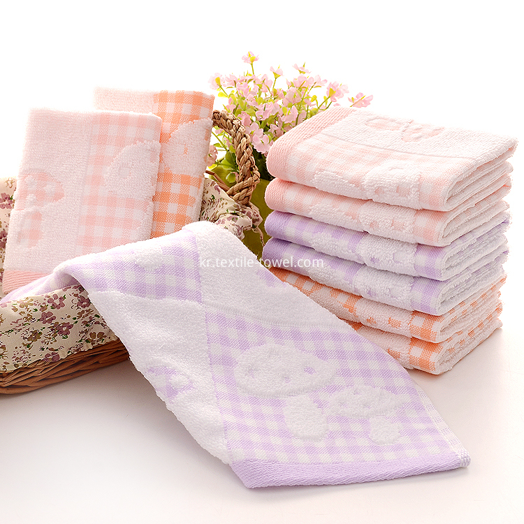 Cotton Washcloth Set