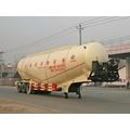13m Tri-axle Powder Material Transport Semi Trailer