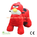 angry bird Animal Rider Coin Operated Machine