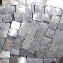 2A11 Barre carrée en alliage d'aluminium dur