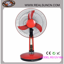 Ventilateur de table rechargeable