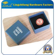 Logotipo de impresión Caja de papel personalizada