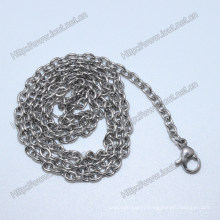 Fashion Nice Stainless Steel Jewelry Chain for Necklace (IO-stc004)