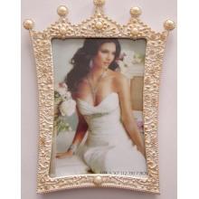 Metall Fotorahmen für Hochzeit