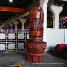 Axial Mixed Flow Submersible Water Pump
