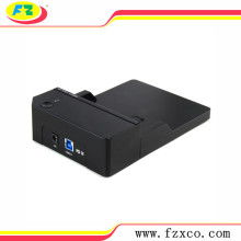 2.5 / 3.5 SATA Horizontal HDD Docking Station Enclosure