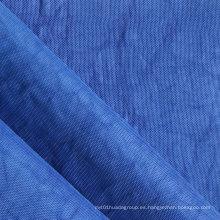Oxford 420d Crinkle Stonewashed tejido de nylon con PU / PVC (XQ-153)