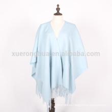 abrigos y chal de señora invierno