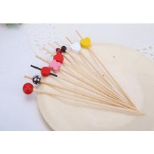 Горячий продавать выдвиженческий естественный шампур барбекю BBQ / рукоятка / выбор (BC-BS1003)