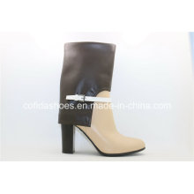 Hot Style High Heel Lady Boots with Fashion Designs
