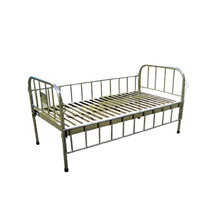 Made in Shanghai All Stainless Steel Flat Bed for Children