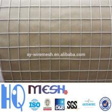 galvanized 6x6 concrete reinforcing welded wire mesh