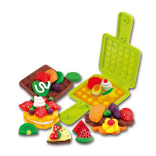 Color Children DIY Toy Kids Play Dough Set of Desserts Toy Set (10212847)