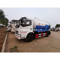 Dongfeng 4m3 camion fonction aspiration