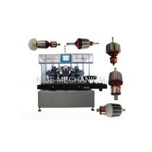 Automatische Produktionslinie Rotor Auswucht Korrektur Maschine