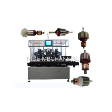 Automatic Production Line Rotor Balancing Correction Machine
