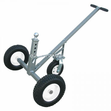 Remolque dolly semi trailer partes