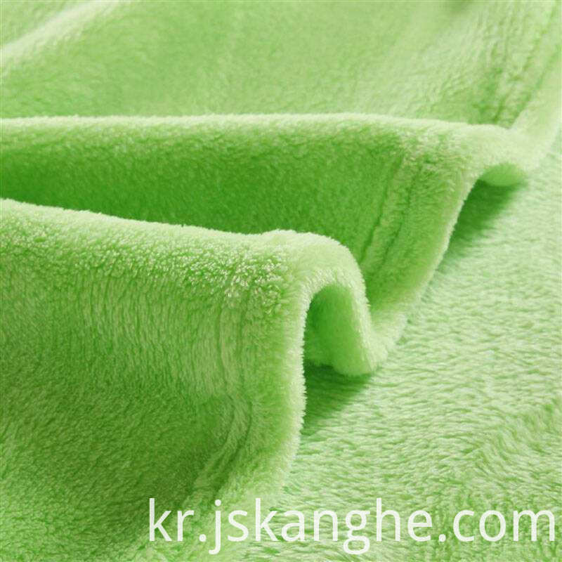 100% cotton yarn flannel