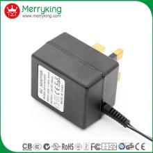 6W UK Plug Linear Power Adapters