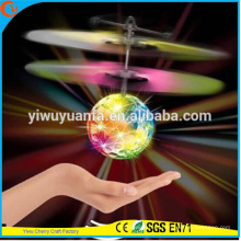 High Quality Interesting Heli Ball Infrared Ray Interaction Mini Craft Flying Ball