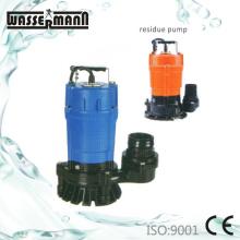 Алюминиевый корпус, полоскания погружной насос для чистой воды