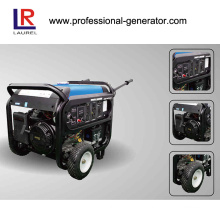 Dual Voltage Portable 7kVA Gasoline Digital Inverter Generator