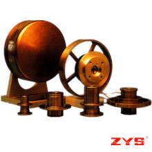Колесо обозрения Zys и его сборочные узлы