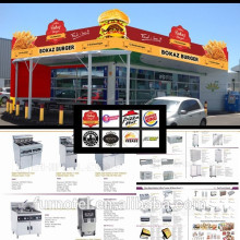 Professional Fast Food Project
