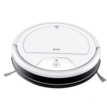 Cordless Robotic Vacuum Cleaner and Mop, 2000PA Suction, Can Work on Hard Floor Long-Haired Carpet